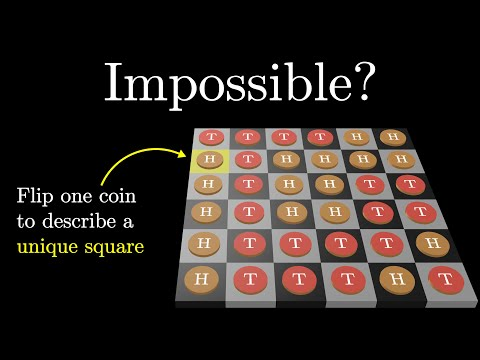 The impossible chessboard puzzle