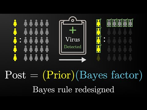 The medical test paradox: Can redesigning Bayes rule help?